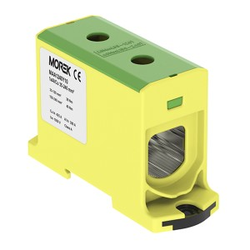 Anschlußklemme Hauptklemme 35-240mm2 gelb-grün 1P OTL 240 MAA1240Y10 Morek 3996