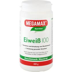 Megamax Eiweiss 100 Neutral Pulver