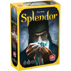 Asmodée Splendor, Gesellschaftsspiel