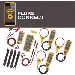 Fluke FLK-3000 FC IND Stromzange, Hand-Multimeter digital Grafik-Display, Datenlogger CAT III 1000 V
