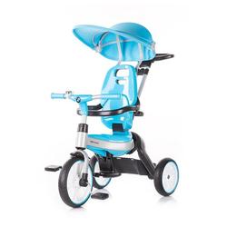 Chipolino Dreirad Tricycle BMW 4 in 1, Dreirad, mit EVA-Reifen, verstellbare Lenkstange blau
