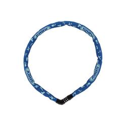 ABUS Kettenschloss Kettenschloss Symbols blau / Länge 75 cm blau