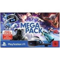 Sony PS4 VR Mega Pack: PlayStation VR V2 + Kamera + VR Worlds + Skyrim VR + DOOM VFR + Astro Bot + WipEout (Bundle)