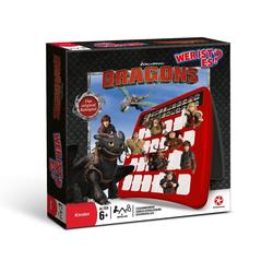 Winning Moves Spiel, Brettspiel Wer ist es? Dragons