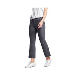 7/8-Doubleface-Jeans - L - Grau
