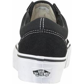 VANS Old Skool Platform black white, 42.5