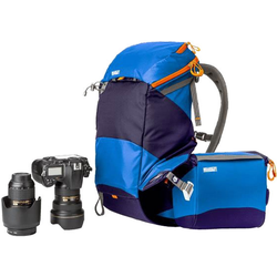 MINDSHIFT GEAR Rotation 180° Rucksack Panorama blau