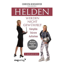 Helden werden nicht gewürfelt als Buch von Christa Kinshofer
