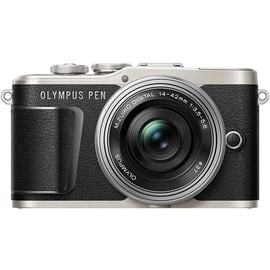 Olympus E-PL9 schwarz + 14-42 mm EZ