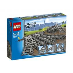 LEGO City - 7895 - Weichen