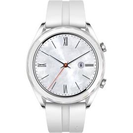 Huawei Watch GT Elegant edelstahl / weiß