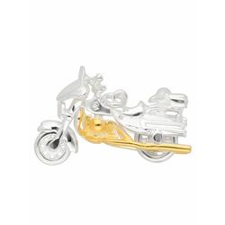Adelia´s Kettenanhänger 925 Silber Anhänger Harley-Davidson