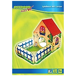 Outdoor active Pop-up Spielhaus mit Bällebad  (ohne Bälle)