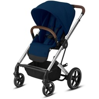 Cybex Balios S Lux Silver Frame navy blue