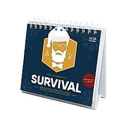 Survival - Der Männer-Adventskalender. Uwe Heimowski  - Buch