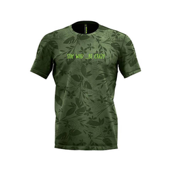 Crazy Idea Lost Man T-Shirt forest