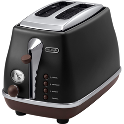Toaster »CTOV 2003.BK«, 900 Watt, Toaster, 203629-0 schwarz schwarz