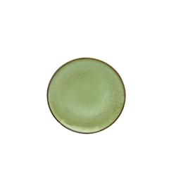 Creatable Dessertteller Nature Collection in naturgrün, 21 cm