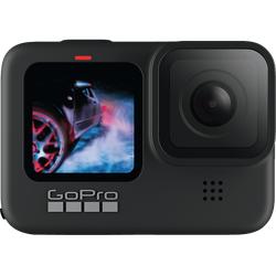 GOPRO HERO9 Actioncam, Schwarz Actioncam 5K, 4k, HD, WLAN, Touchscreen