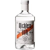 Michler's Jamaica & Trinidad Artisanal White Rum 0,7l