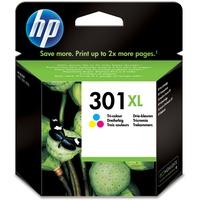 HP 301XL CMY