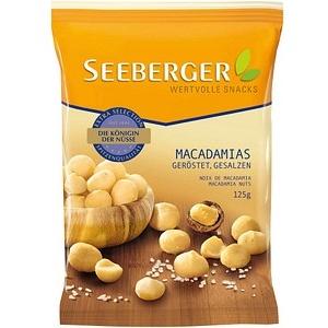 SEEBERGER MACADAMIAS Kerne 125,0 g