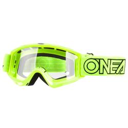 O'Neal Crossbrille B-Zero Hi-Viz Gelb Anti-Fog