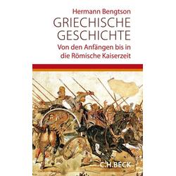 Griechische Geschichte: Buch von Hermann Bengtson