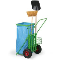 Reinigungswagen für außenbereiche