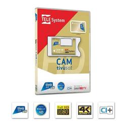 TiVuSat SmarCam HD CI+ Modul 4K Ready inkl. TiVuSat Karte
