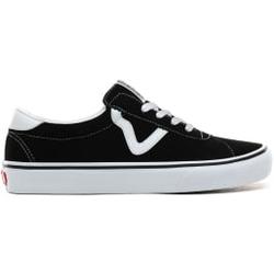 Vans - Ua Vans Sport (Suede) Black - Sneakers - Größe: 8,5 US