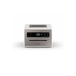 Sonoro QUBO CD-Player (Digitalradio (DAB) weiß