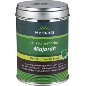 Herbaria Majoran BIO, getrocknet und gerebelt, 15g