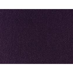Teppichboden Kira 400, Andiamo, rechteckig, Höhe 8 mm, Meterware, Breite 400 cm, uni, schallschluckend lila