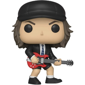 POP! Vinyl: Rocks: AC/DC: Angus Young w/Chase (Styles May Vary)