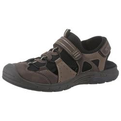 PETROLIO Sandale braun 43