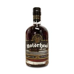 Motörhead Premium Dark Rum 0,7L (40% Vol.)