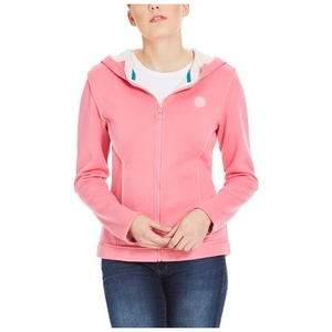 Sweatshirt BENCH - Jacket Binding Chateau Rose (PK052) Größe: S
