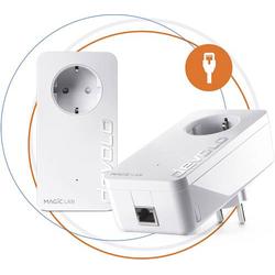 Devolo Magic 2 LAN 1-1-2 DE/AT Powerline Starter Kit 2.4 GBit/s