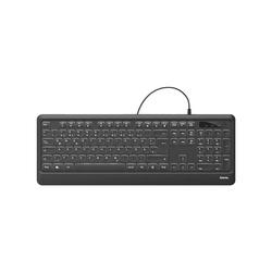 Hama KC-550 Tastatur (mit anpassbarer Tastenbeleuchtung)