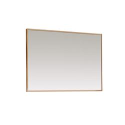 Voss Möbel Spiegel aus Eiche bianco, 99 x 75 cm