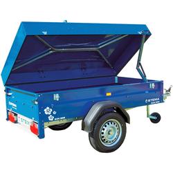 STEMA PKW-Anhänger Blue Man 750, max. 565 kg