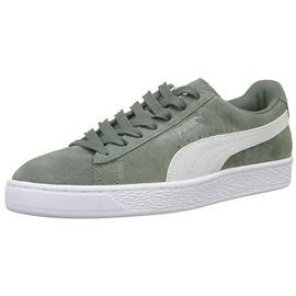 Damenschuhe 37 38 39 40 41 Puma Damen Vikky Turnschuhe Sneaker Grau Olive Laurel Wreath Gr Sneaker