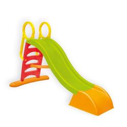 Mochtoys Rutsche Kinderrutsche und Wasserrutsche 10832, 150 cm Rutschlänge