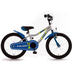 Bachtenkirch Kinderfahrrad Polizei K, 1 Gang 23,5 cm