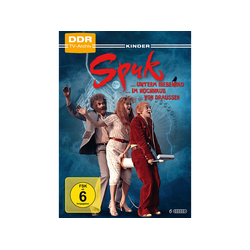 Spuk-Trilogie DVD