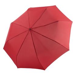 Doppler Fiber Golf Taschenschirm 39 cm uni red