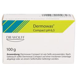 DERMOWAS compact Seife 100 g