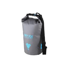 Dry Ice Cooler Bag Kühltasche Grau bag tasche kühlbox, Volumen in Liter: 30