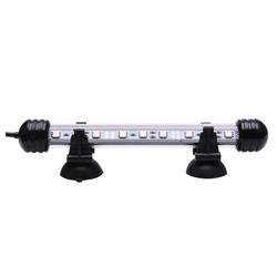 Rosnek LED Aquariumleuchte RGB LED Aquarium Mondlicht Lampe Wasserdicht Aquarium Beleuchtung Bluetooth App, LED Aquarium Lampe 18 cm